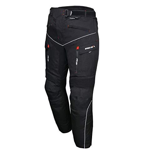 SPEED DEVIL Motorradhose Textilhose Tourerhose SEASON Herren (L)
