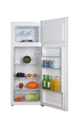 frigorifero bianco Frigorifero Doppia Porta A+ 210 Litri Bianco