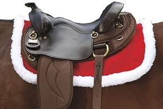 FABRI TECH Christmas Holiday Saddle Pad - Western