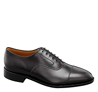 Johnston & Murphy Men's Melton Cap Toe Shoe Black Calfskin 12 3E US (B000UUKCN0) | Amazon price tracker / tracking, Amazon price history charts, Amazon price watches, Amazon price drop alerts