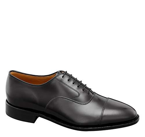 Johnston & Murphy Men's Melton Cap Toe Shoe