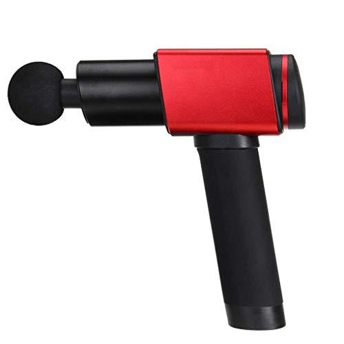 Fantastic Deal! DFBGL Massage Gun,assagGuMusclMassageMusclMassagGuDeeTissuMassageTherapGuExercisinMusclPaiRelieTherapMassagBodShapinBodSlimminMotoCordles(Colored