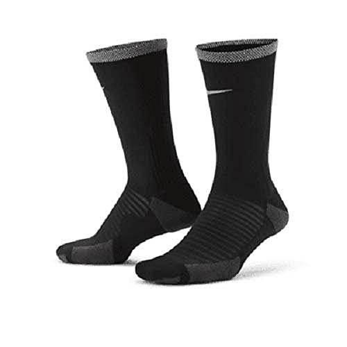 NIKE CU7200 Spark Socks unisex-adult black/reflective 6-7.5