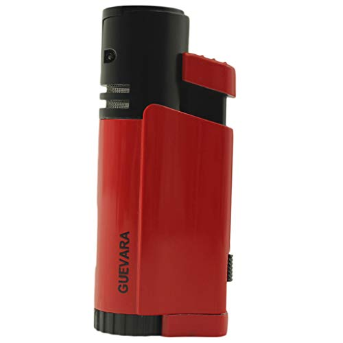 Cigar Lighter Torch Butane Refillable Single Jet Strong Flame Windproof High Quality Lighters...