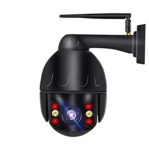 Mifty Cámara de Seguridad para el hogar HD 1080P Detección de Movimiento 4MP 5X Cámara Zoom óptica WiFi Seguridad al Aire Libre CCTV Cámara IP Cámara CCTV cámara a Prueba de wate
