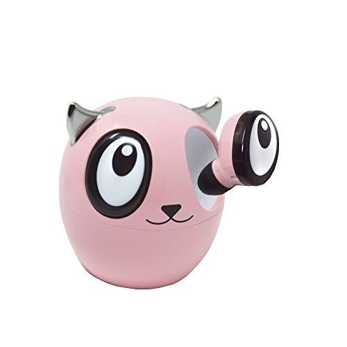 DYNASONIC - Auriculares Bluetooth Inalámbricos Juveniles para Niños/Niñas/Chicos/Chicas, Rosa | Auriculares Inalámbricos Kawaii, Cute, Animales