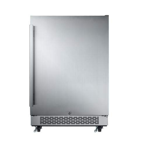 Avallon 5.5 Cu Ft 24inches Outdoor Built-In Refrigerator
