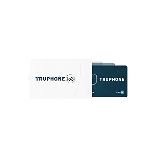 Teltonika Truphone Io3 SIM kaart 400MB 5 jaar prepaid