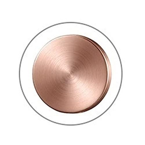 MIAOMIAO 20 Stks 4 Kleur Glasbevestigingsser Roestvrijstalen Reclame Schroeven Spiegel Nagels Decoratieve Cover Advertentie Bevestiging Schroef Hardware service