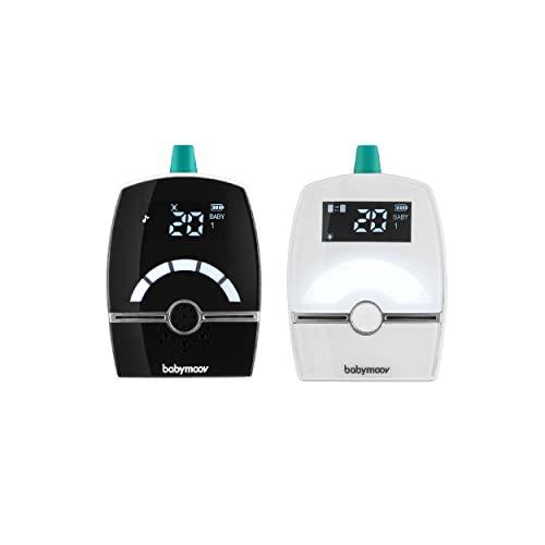 Babymoov Premium Care Vigilabebés de audio 1400m, Unisex, Premium C
