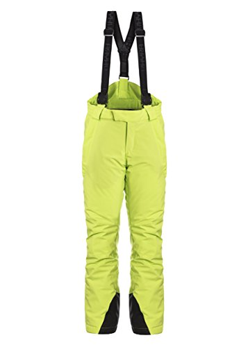 Hyra La Clusaz Universal Evolution Pantalon de Ski Homme, Homme, La Clusaz Universal Evolution, Lime Green