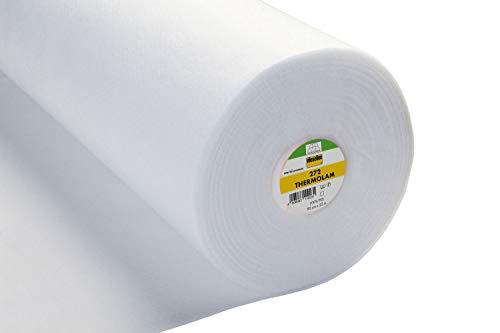 Vlieseline 1 m kompaktes Volumenvlies 272 Thermolam von Freudenberg 90 cm breit, natur, 1 m x 90 cm, 147-0005008-004610