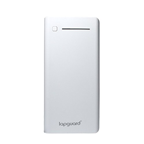 Lapguard 20800 mAh Lithium Ion Power Bank LG805 (White)
