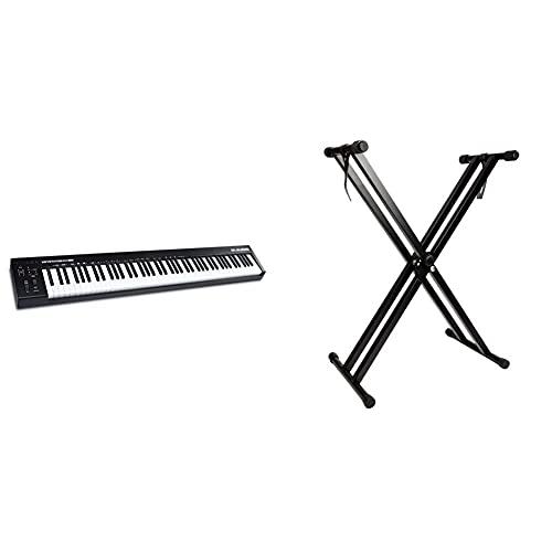 M-audio keystation 88 mk3 teclado controlador midi usb con 88 teclas +...