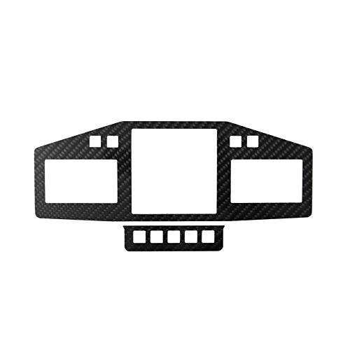 JOllify #008 Carbon Tachoblende Cover - Tacho Karbon Pad - CFK Cockpit Schutz Protekto