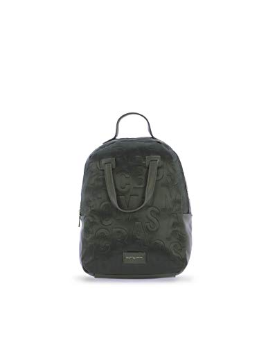 EFERRI Words Backpack Green Green Mochila