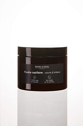 Poudre Cheveux Fins Volume Brillance 200g Poudre Capillaire pour Gagner en Volume Brillance et Fortifier sa Fibre Capillaire.