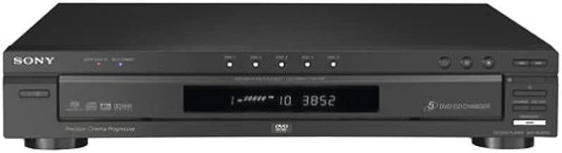 Sony DVP-NC875V/B 5-Disc DVD/CD/SACD Changer, Black