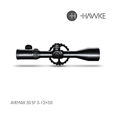 Hawke Sport Optics Airmax 30 Side Focus 3-12x50 AMX Riflescope