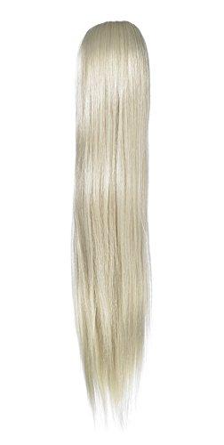 Love Hair Extensions Kunsthaar-Pferdeschwanz Alice mit Kordelzug 45cm, 18 Sahara Blonde