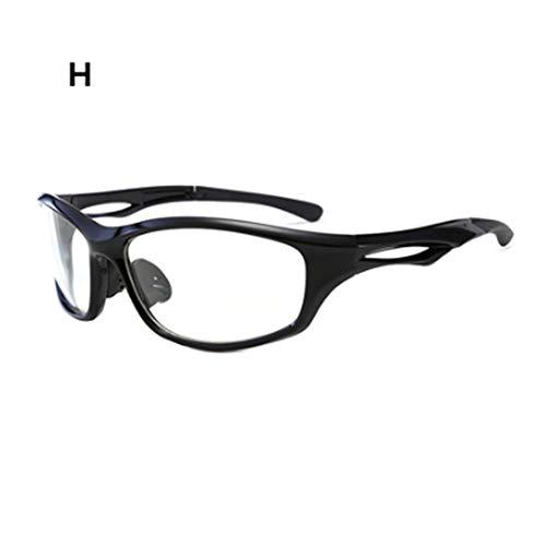 UV400 Heren Dames Fietsbril Buitensport MTB Fietsglas Motor Zonnebril Dames Visbril