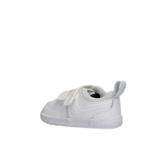 Nike Pico 5 (TDV), Zapatillas de Correr Unisex niños, Multicolor (White White Pure Platinum), 26 EU