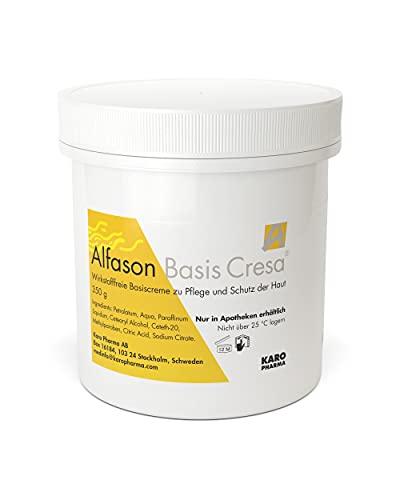 Alfason Basis Cresa® - Spezialcreme bei trockener und empfindlicher Haut - 350 g
