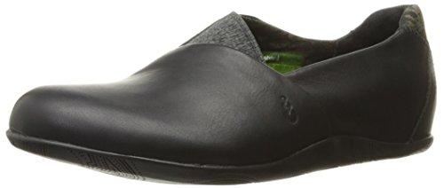 Ahnu Women's Tola Slip-On Casual Shoe, Black, 6 M US