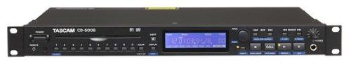 Tascam CD-500B Single Rackspace CD Player