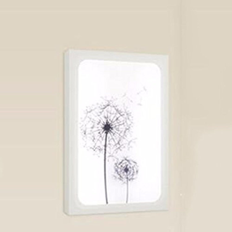 SiwuxieLamp Wandleuchte Moderne minimalistische Nachttischlampe, B Halterung Licht