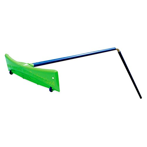 Avalanche! Snow Roof Rake for Flat Roofs Big Rig...