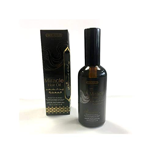 Huile Miracle pour corps et cheveux - Miracle Oil - Hemani