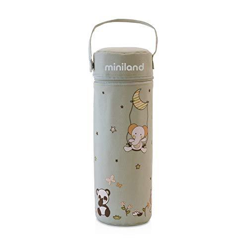 Miniland Thermibag pratique Sac isotherme pour Thermos