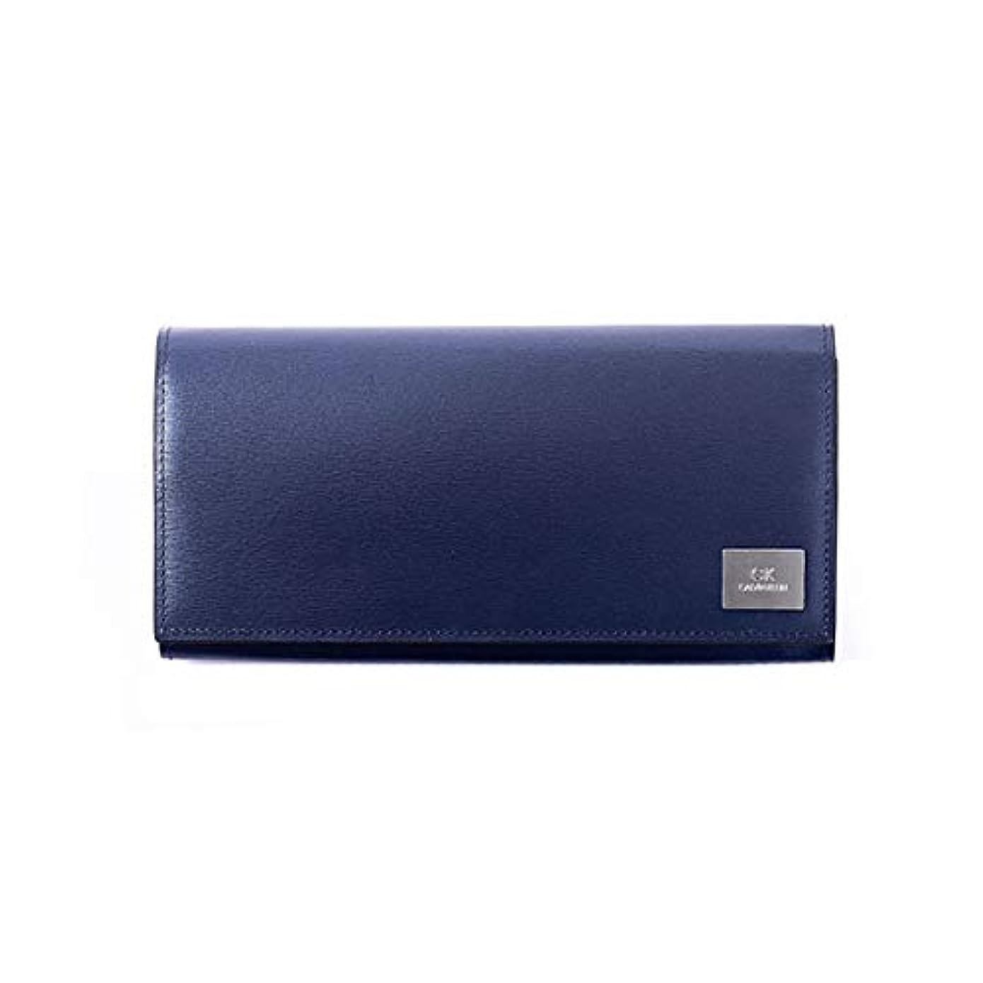 理想的聖書滅多[カルバンクライン] 財布 長財布 かぶせ レジン2 826655