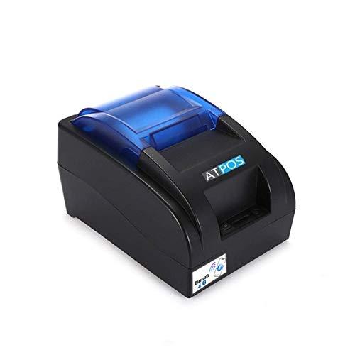 ATPOS Bluetooth 4.0 H58BT Thermal Receipt Printer | 58MM (2 Inch) Kiosk ESC/POS Print Billing Mobile Printing (No Battery)