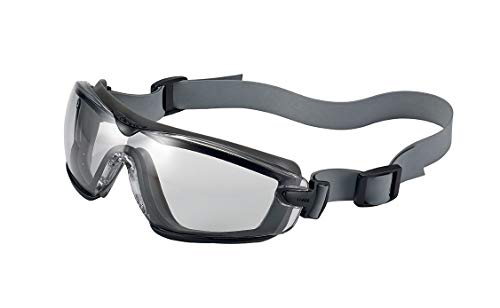 Bollé COBTPRPSI Safety Goggles Cobra Clear, Black, one Size
