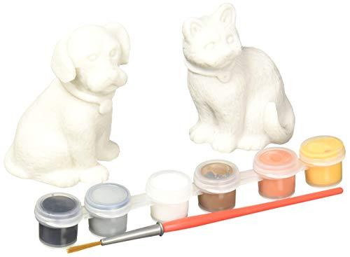 Melissa & Doug - Decora a tu Gusto, figuritas de Mascotas (18866)