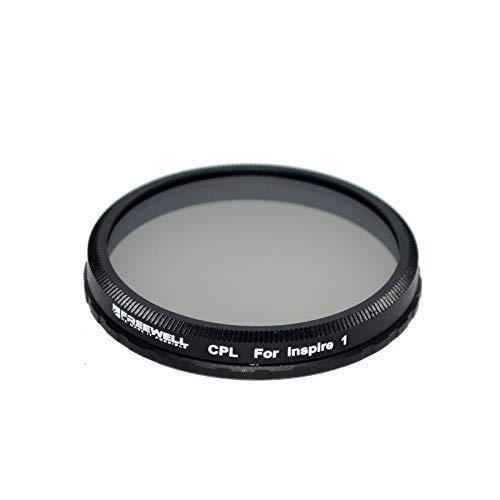 Freewell Filtro polarizzatore circolare Cew l'obiettivo della fotocamera Compatibile con DJI Inspire Zenmuse X3 / Z3 / Osmo/Osmo +