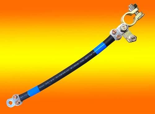Batteriekabel Minus auf Minus, 0,8m 25mm² - auf - von bau-tech Solarenergie GmbH