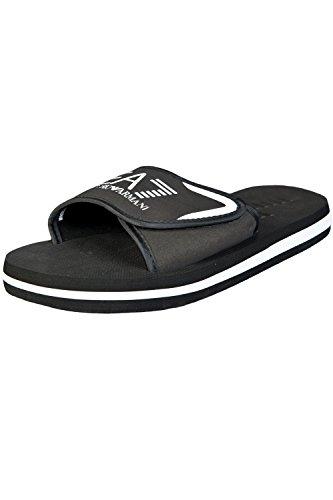 Sandale EA7 Emporio Armani (Noir) - 40