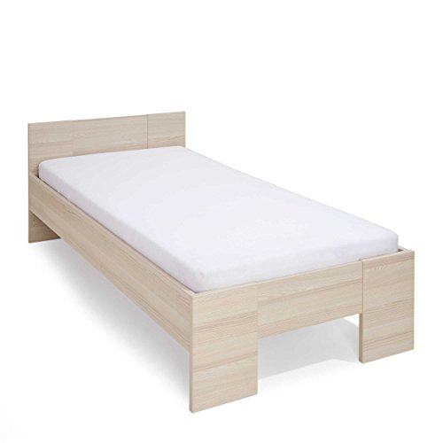 Composad Letto Singolo componibile, a_una_piazza, legno