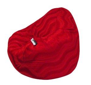 """Altmark-Design Sitzsack XXL """"Big Red"""" incl. Inlett"""