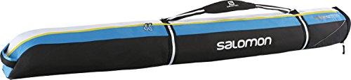 SALOMON Ski-Rucksack Extend 1 Pair 165 mit 20 cm Ski Bag 1 Liter Schwarz