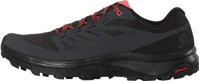 SALOMON Outline GTX Chaussures de marche pour femme - - Black Runnin., 42 EU