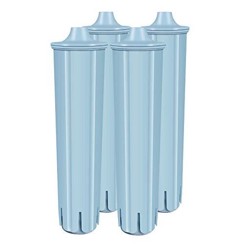 VAIYNWOM Filterpatrone für Jura Claris Blue, Kaffeevollautomat Wasserfilter Ersatz für der ENA IMPRESSA-Serie, 4PCS