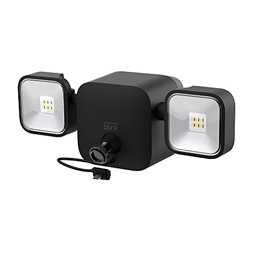 Blink Floodlight Mount   Flutlicht-Halterung für die Blink Outdoor-Kamera   Schwarz