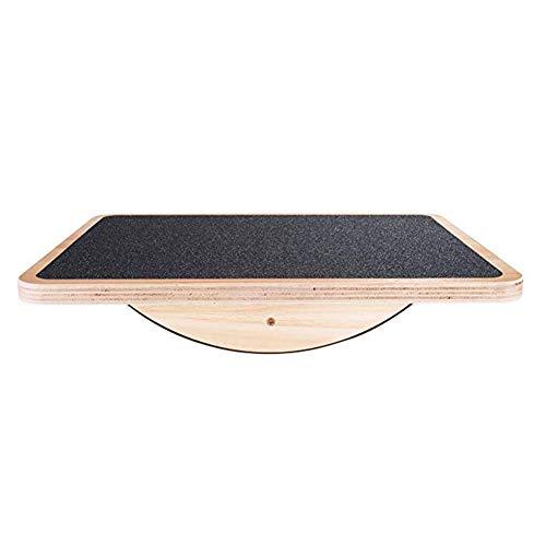 lxfy Professionelle hölzerne Balance Board/Rocker Board/Balancing Board für Under Desk/Anti-Rutsch-Roller/Kernfestigkeit/Stabilität/Office Wobble Boards