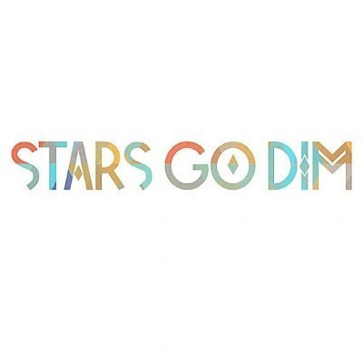 Stars Go Dim Album Cover