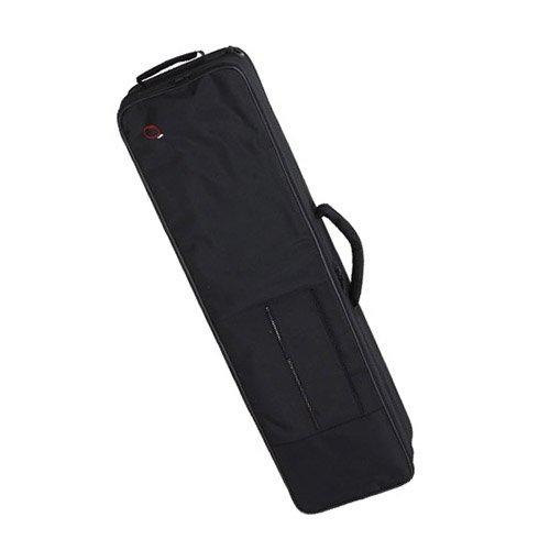 Ortola 0745-001 - Estuche clarinete bajo, color negro