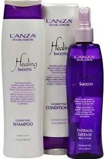 Lanza Healing Smooth Thermal Kit (3 Produtos)